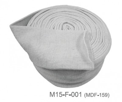 conductive knitted cuff fabric