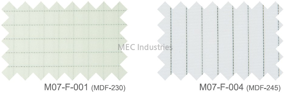 esd chemical resistant fabric